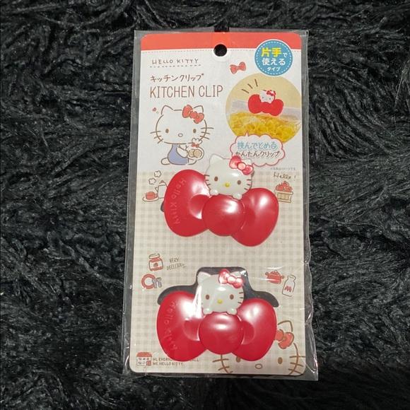 Sanrio Hello Kitty Kitchen clip